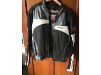 RST Pro Series Motorcycle Jacket, Leather