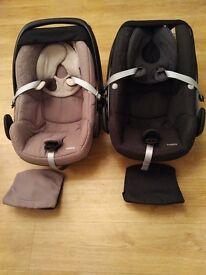 Maxi Cosi Pebble Car Seat (newborn - 1 year)