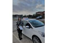driving lessons in Birmingham .Calm & patient instructor, DVSA registered