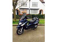 2008 PIAGGIO XEVO 125cc £950