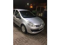 RENAULT CLIO 1.4, 56 plate ( NEW SHAPE ) LOW MILES