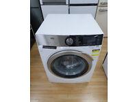 AEG AutoDose 8000 Series L8FEC966CA A+++ WiFi-enabled 9kg 1600 Spin Washing Machine - White (5564)