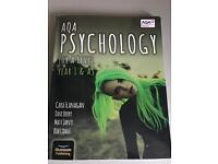 Psychology For A level years 1&2