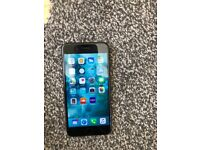I phone 7 plus jet black 32gb