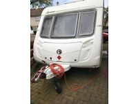 Swift Arran Caravan 2007, 1 owner, electric mover and awning included. Immaculate Condition.