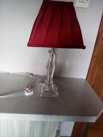 Floor lamp and table lamp