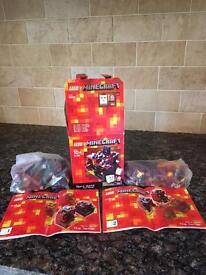 Lego Minecraft Micro World The Nether