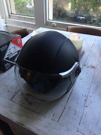 Leopard Moped/Motorbike Helmet