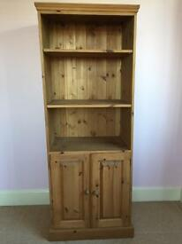 Quality Solid Pine Bookcase