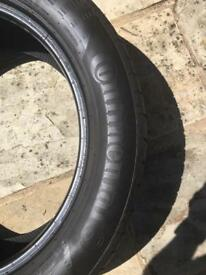 2 x Continental ContiEcoContact 5 (225/50 R17 94H)