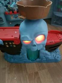 Jake light up and sounds pirate ship