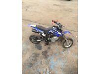 50cc motorbike