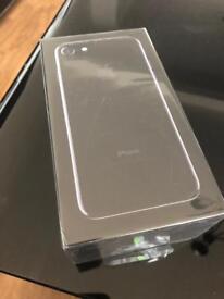 iPhone 7 - Jet Black - 128gb - Vodafone - brand new