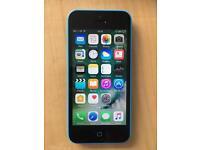 iPhone 5C EE / Virgin blue Good condition