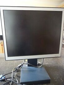 Excellent Condition 14 inch PC monitor for sale