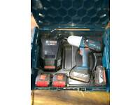 Bosch professional 18v impact wrench