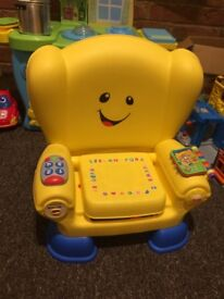 Fisher price Musical chair