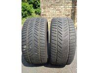 Vredestein Wintrac Xtreme winter tyres -255/35/19 (3 tyres for sale)