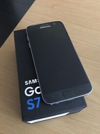 Samsung Galaxy S7 32GB SIM FREE UNLOCKED To All Networks in a Box with all the Accessories