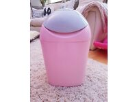 Tommee Tippee Sangenic Pink Nappy Bin