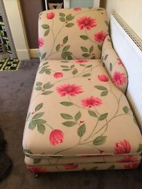 Stunning Antique French Chaise