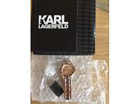 Ladies Karl Lagerfeld NEW BOXED