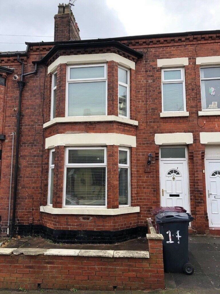 4 Bedroom House to rent in Prescot