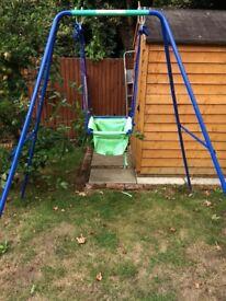 Toddler/children's swing £5