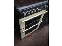 Cannon gas cooker 60cm...Mint free delivery