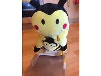 Rocking Bumble Bee, £25 – New Southgate