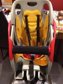 Co pilot bike seat