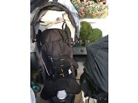 Phil and Teds Navigator double buggy