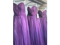 Brand New bridesmaid dresses *never used*