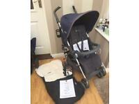 Silver cross reflex pram/pushchair & Accessories 💥 £80 collected or £85 delivered within 10 miles💥