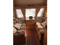 swift fixed bed caravan