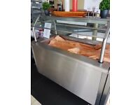 Commercial Stainless steel fridges variety of makes and sizes. ideal for restaurnats