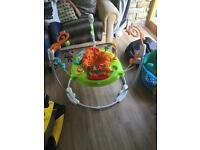 Fisher- price Jumperoo for sale £35 Ono