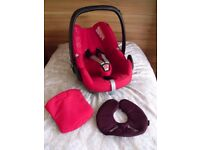 Baby Carrier Car Seat Group 0+