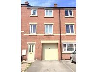 4 Bedroom Modern Townhouse to rent in Darnall S9