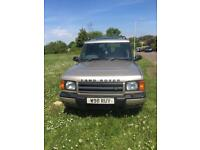 LAND ROVER DISCOVERY 2.5 TD5 7 Seater