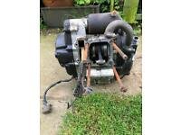 Honda cbr 125 engine spares or repairs