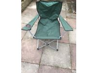 Camping chairs two