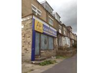 SHOP AND 4 BED HOUSE TO LET