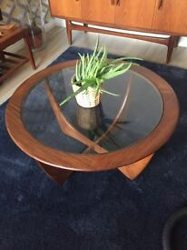 Genuine mid century modern G Plan Astro table, in excellent vintage condition.