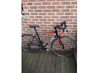 Cube Peleton road bike 53cm