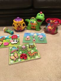 Bundle of baby/children's toys