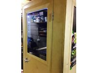 Vocal Isolation Booth