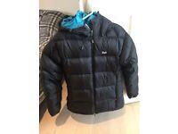 RAB neutrino down jacket (women's) for sale