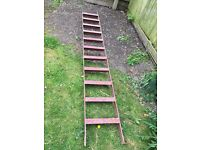 Industrial ladder (bocking)
