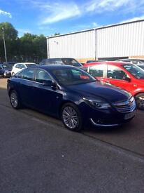 2014-64 Vauxhall insignia design CDTI Eco S/S BCA Car Auction Blackbush Camberley 26/5/17